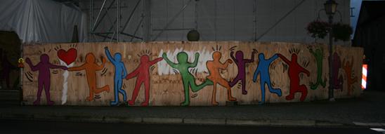 Mauerfall-Gewalr-beenden