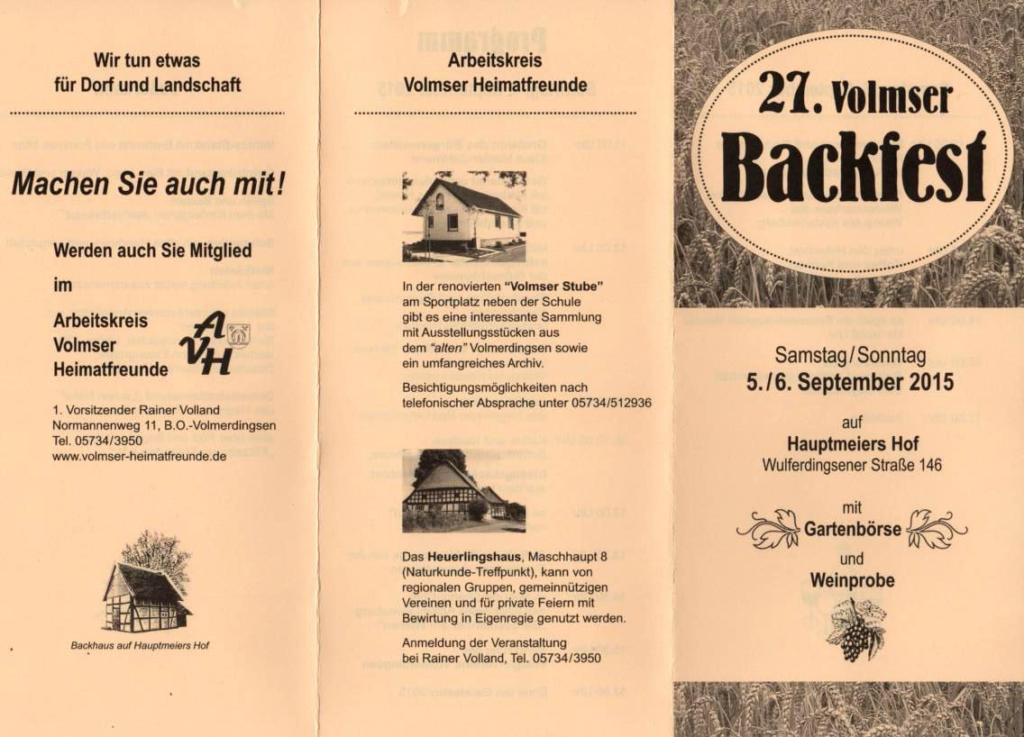 Backfest